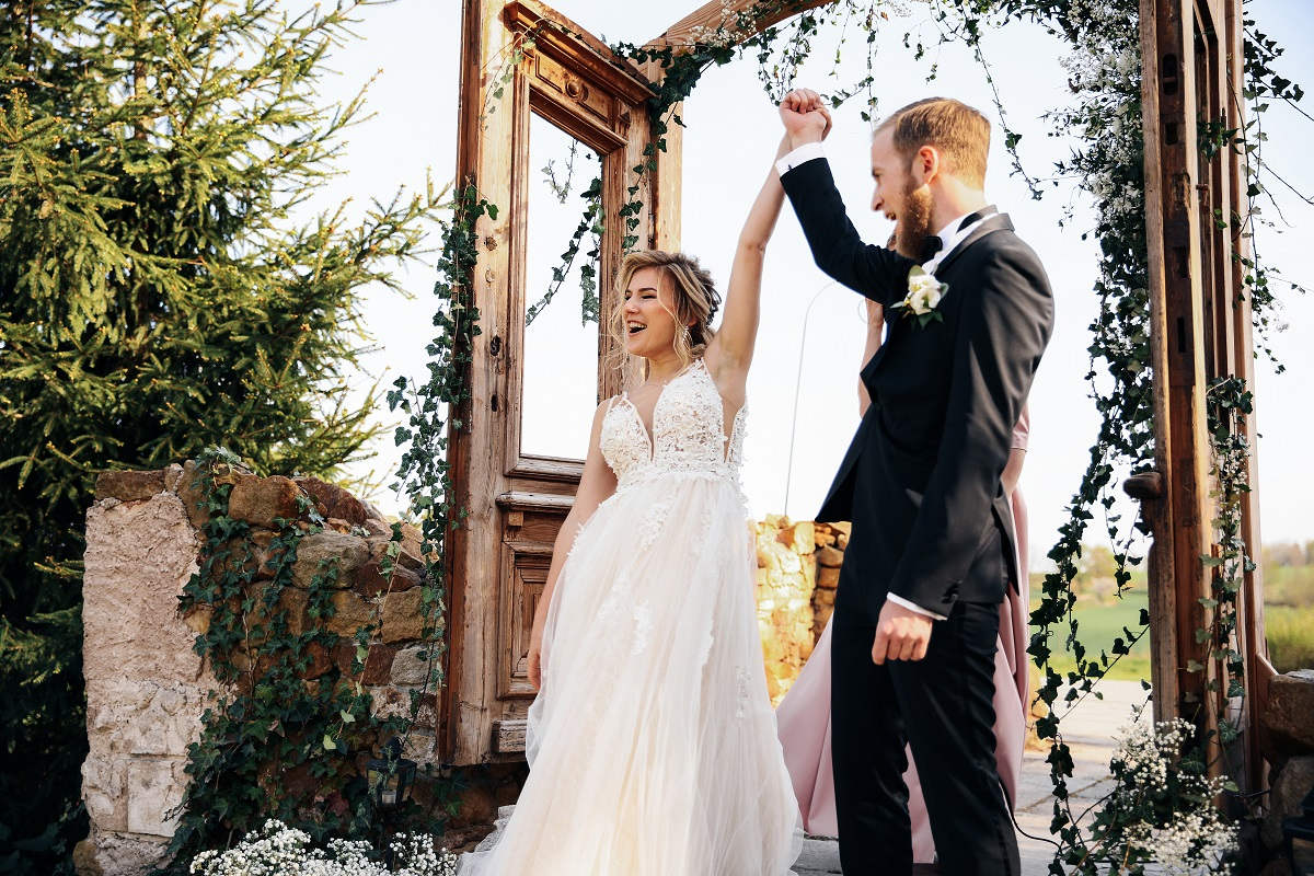 matrimonio civile location all'aperto